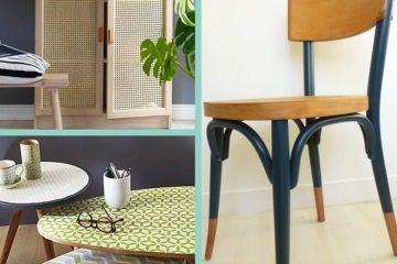Décoratrice d'intérieur à Lyon - Upcycling et relooking meubles décoration